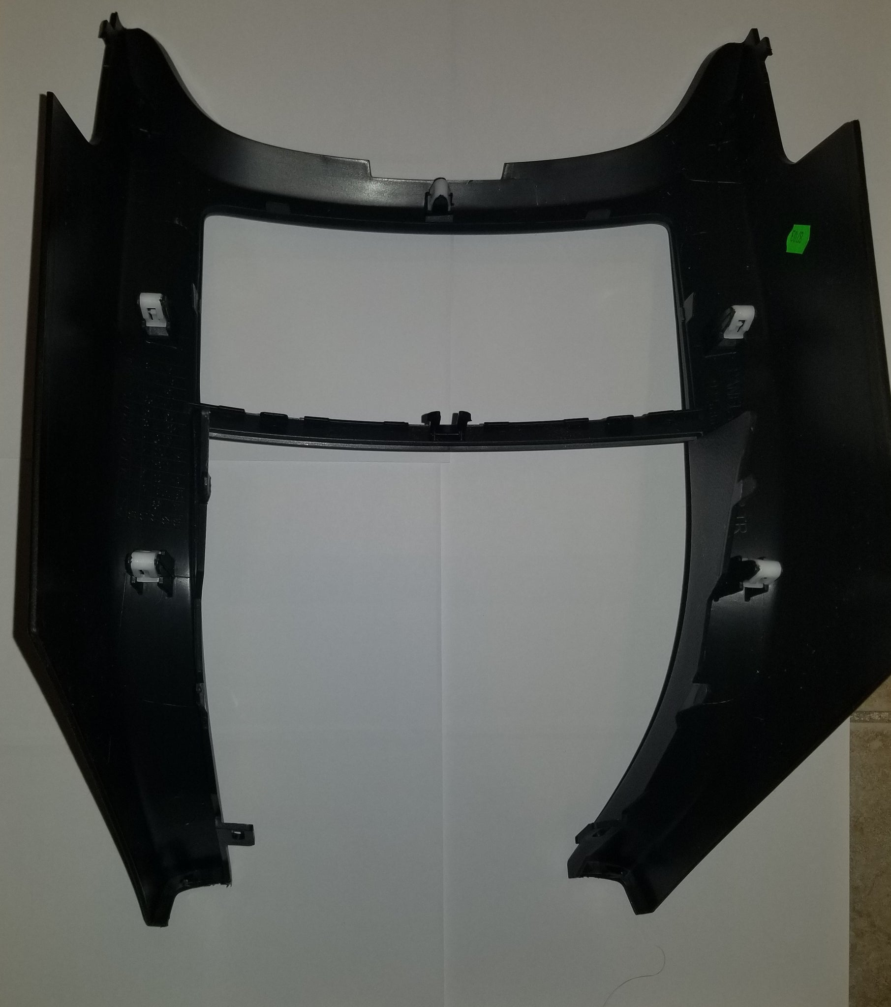 chevy caprice 9c3 center bezel trim commodore specialties chevy caprice 9c3 center bezel trim