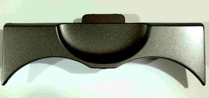 Center Console Trim Panel Cover Bezel (Grey)