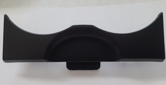 Center Console Trim Panel Cover Bezel (Black)