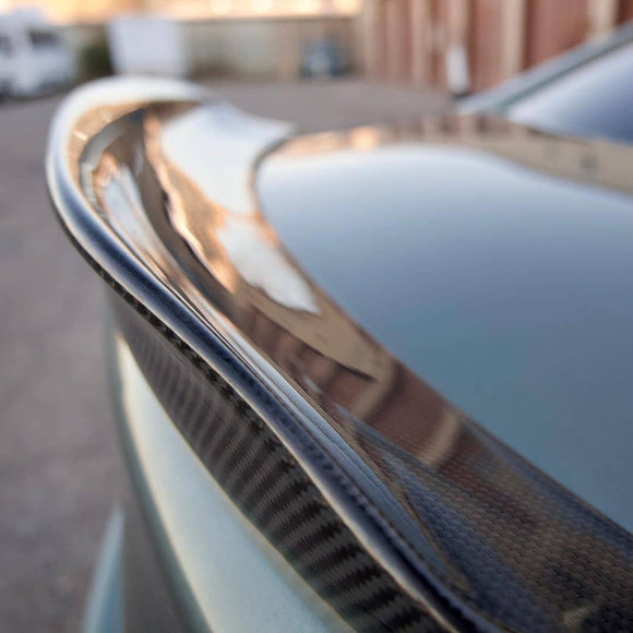 Blemished Commodore Specialties Carbon Fiber SS Spoiler