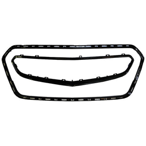 Holden Exterior Blackout Trim Kit for Chevy SS Series 1