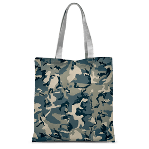 211INC Green Camouflage Tote Bag - 211 INC