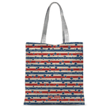 All American Classic Tote Bag - 211 INC