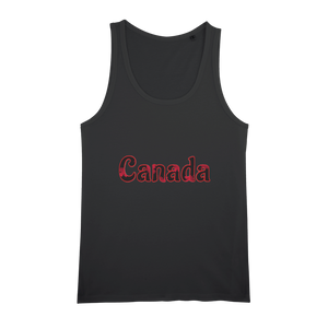 211INC Mens Can Organic Jersey Tank Top