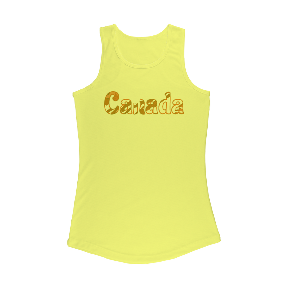 211INC Womens Canuck Performance Tank Top