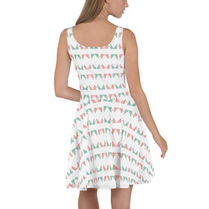 Women's Lady of Guadalope Skater Dress - 211 INC