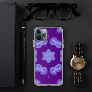 211INC Purple Dreams iPhone Case - 211 INC