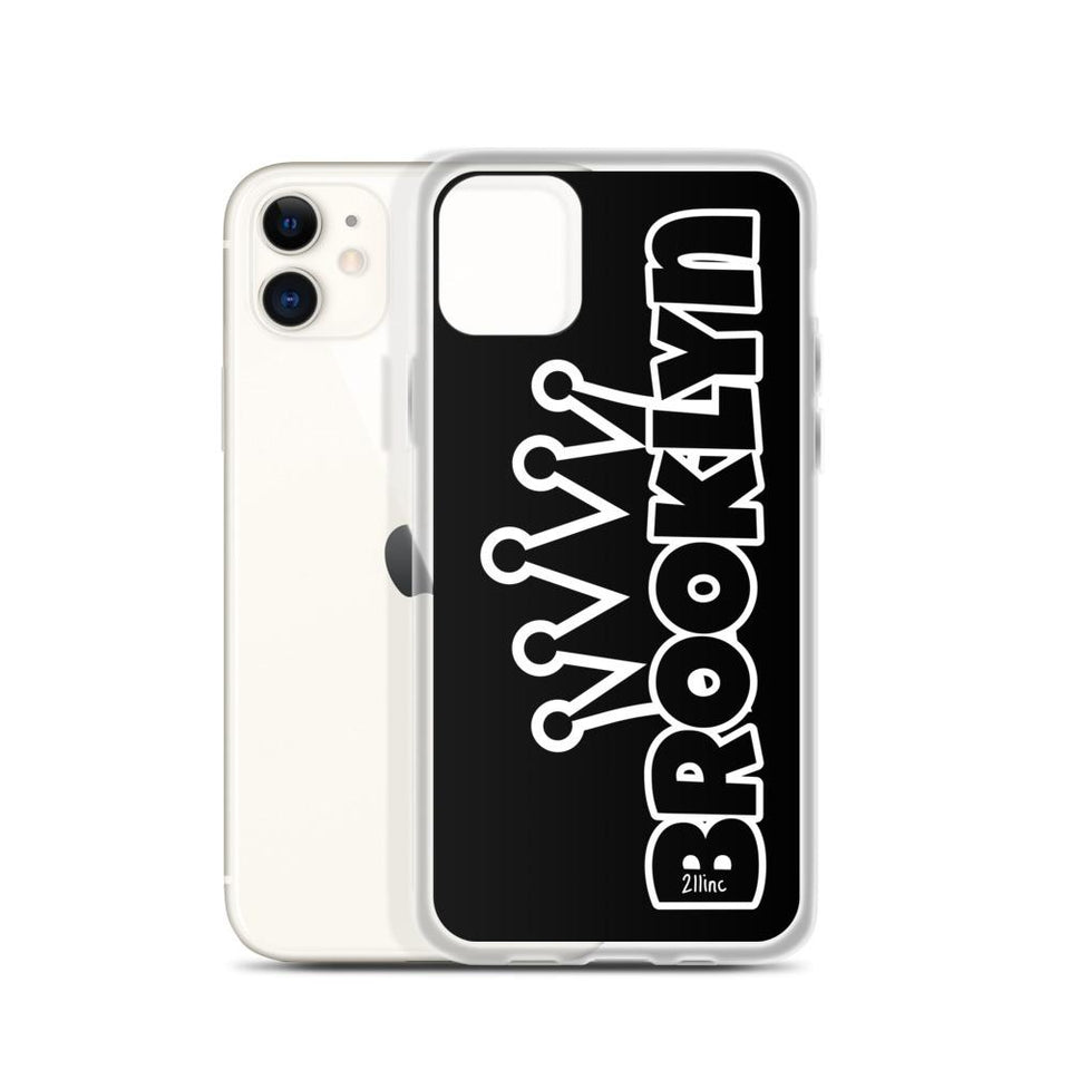 211INC Brooklyn Kingz iPhone Case