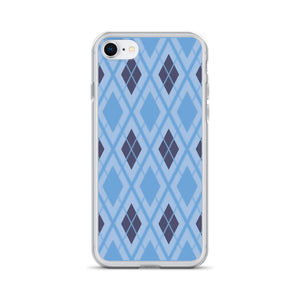 211INC Argyled Hill iPhone Case