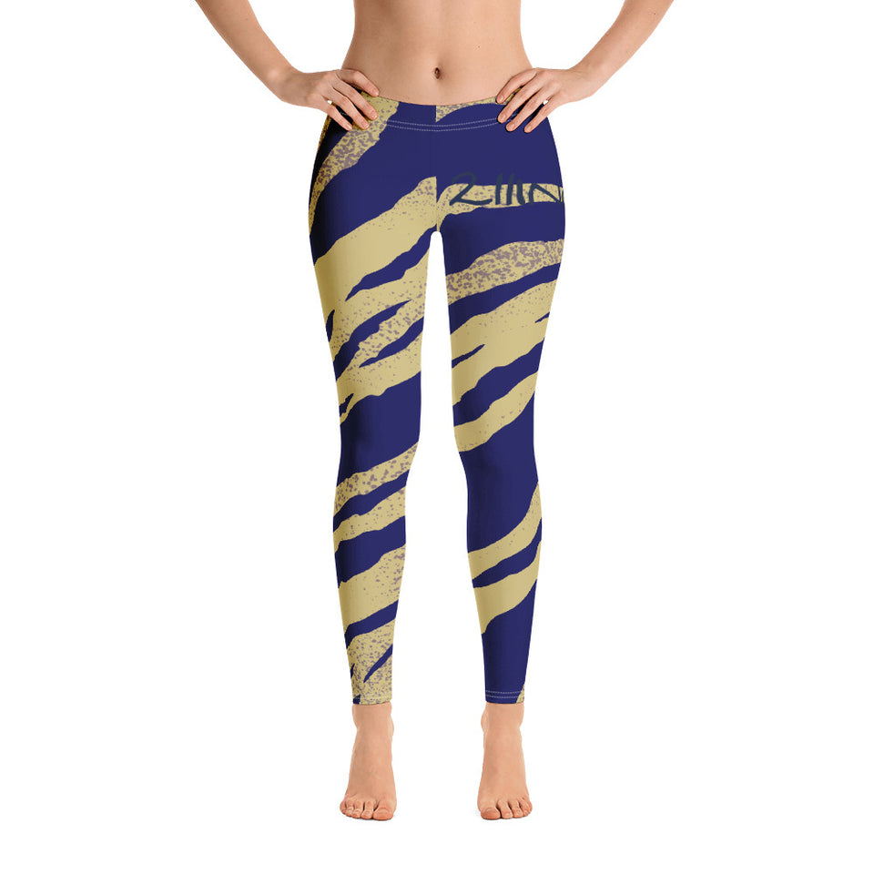 211INC Womens Bayou Bengal Leggings