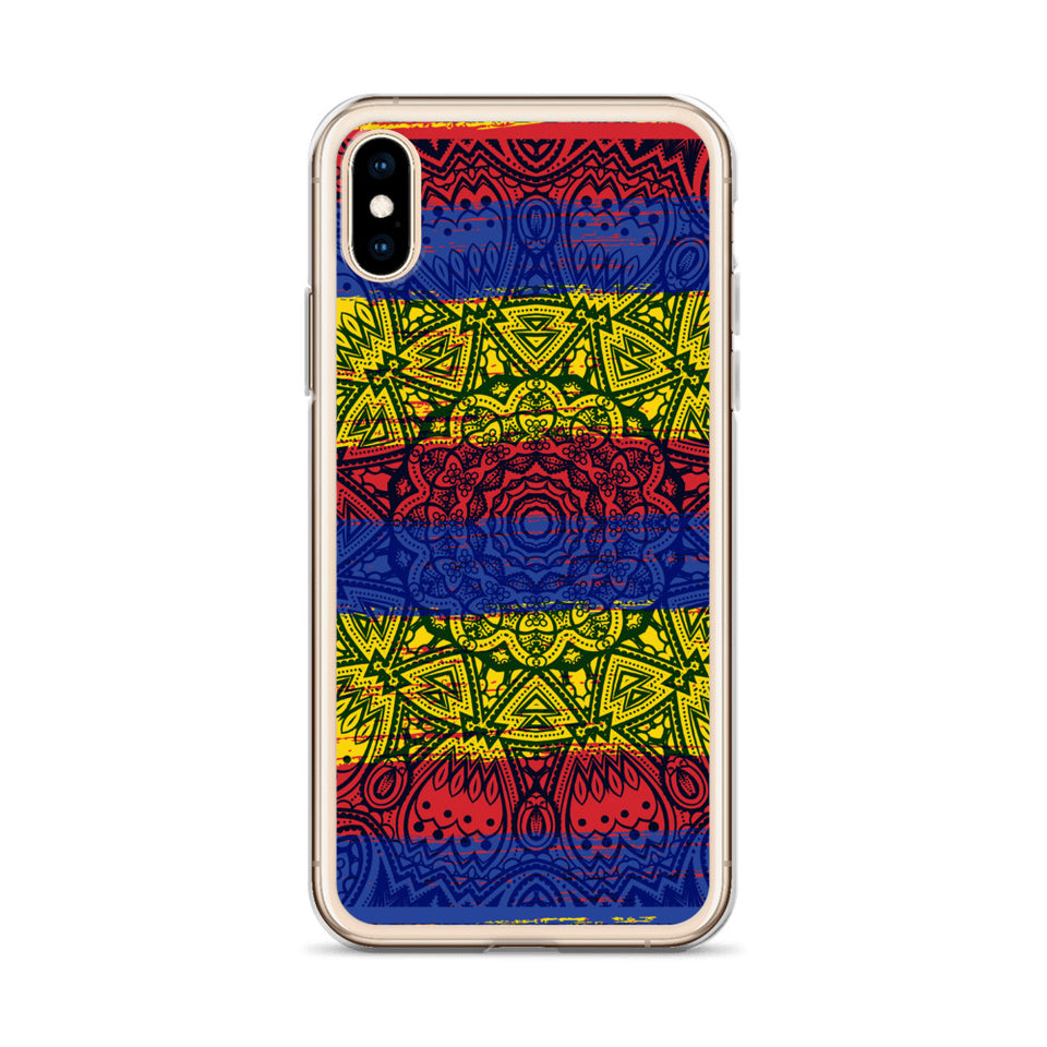 211INC Medellin iPhone Case