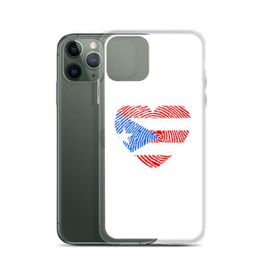 211INC Heart of PR iPhone Case - 211 INC