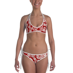 211INC Womens Emo Bikini Swimsuit - 211 INC