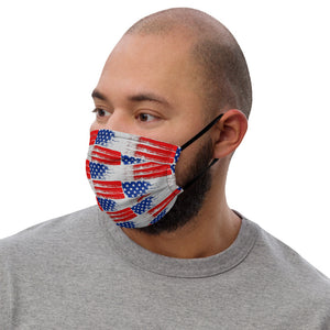 211INC Premium Centennial Face Mask