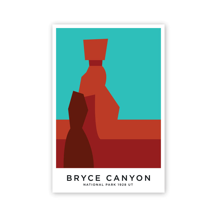 Bryce Canyon 16 x 24 Poster