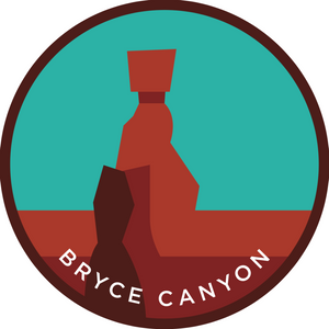 Bryce Canyon Sticker