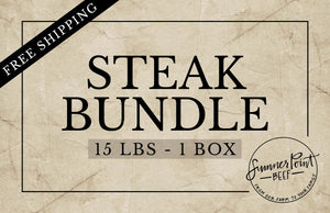 Steak Bundle