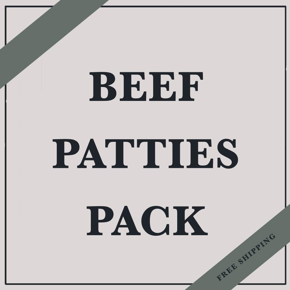 Beef Patties Pack