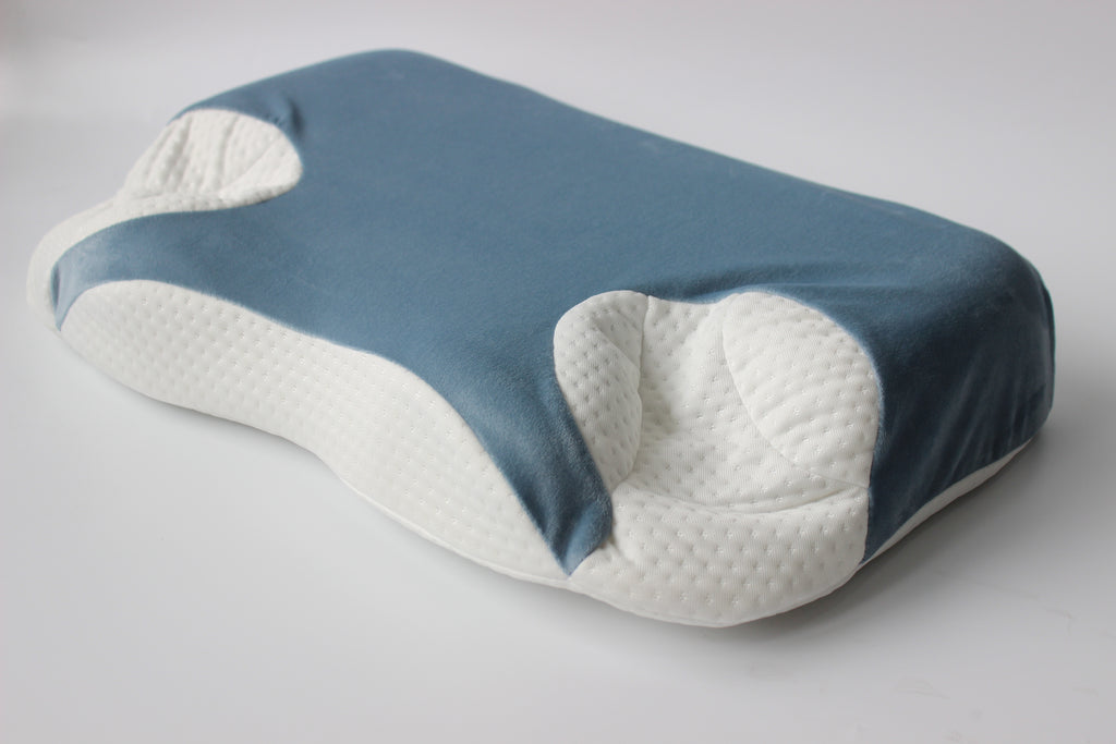 Foam CPAP Pillow for Sleep Apnea with Washable Cover