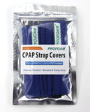 CPAP Mask Strap Pads Covers Kit - 2 Pieces - Washable Comfortable Microfiber