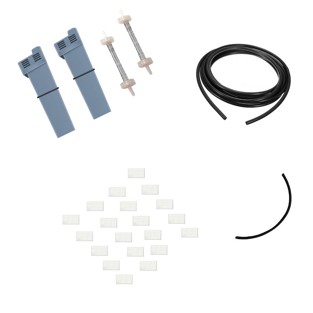 Filter, Hose, Valve 1 Year Bundle 26 Piece Kit fits ResMed and SoClean 2