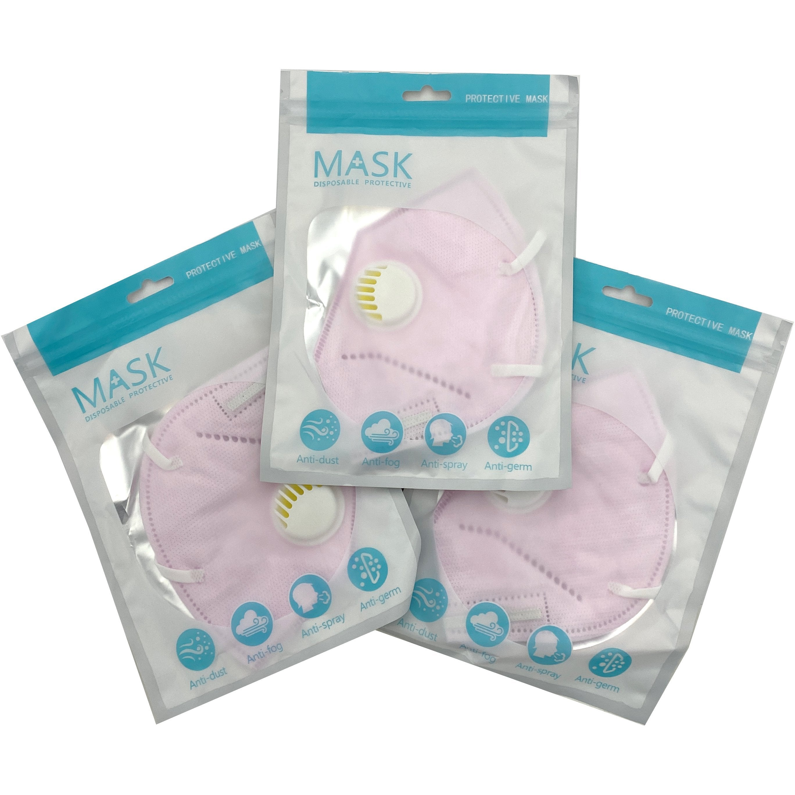 Emergency Protective Mask (Disposabe) 3-Pack - CPAP fix
