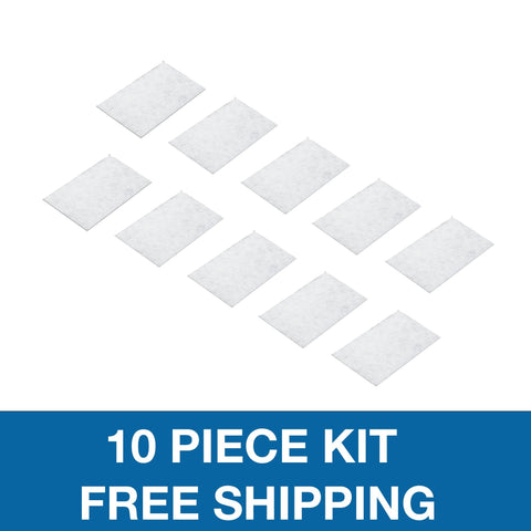 Filter Kit (10 Pieces) for ResMed AirSense 10, AirStart 10, AirCurve 10, S9 CPAP Machines - CPAP fix