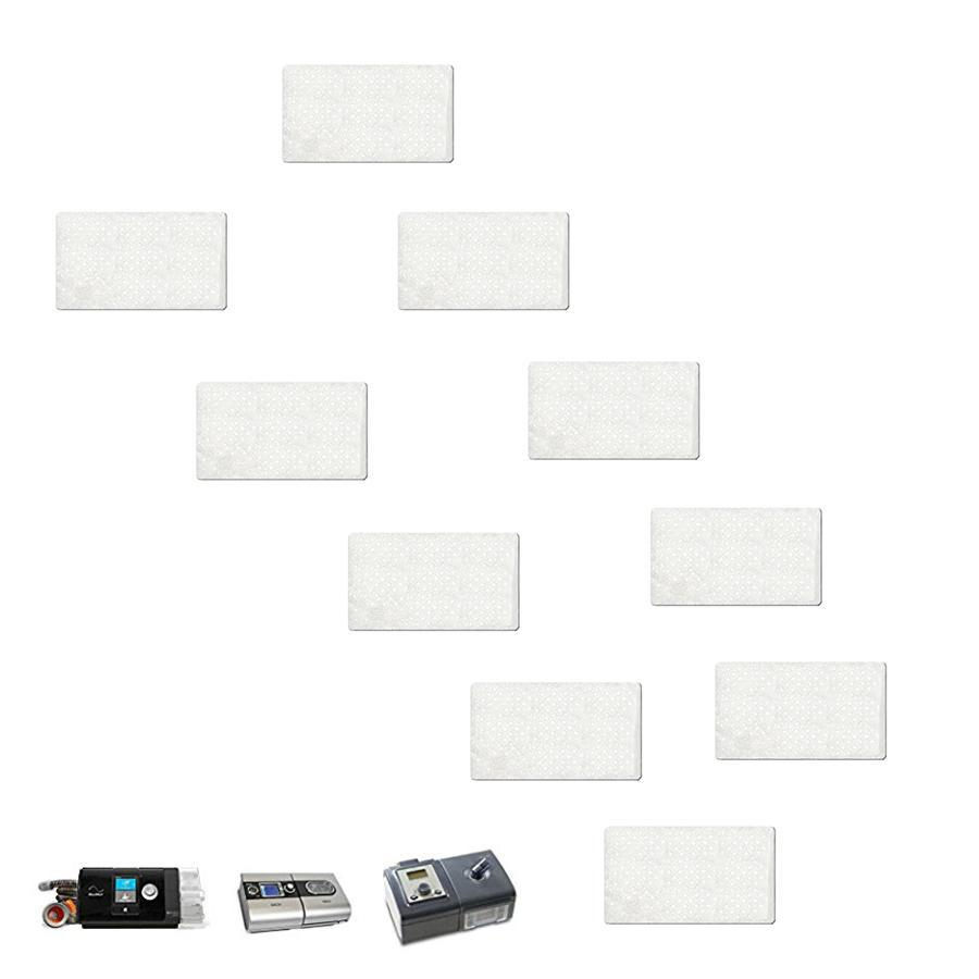 Filter Kit Fine Disposable fits ResMed AirSense 10, AirStart 10, AirCurve 10, S9 CPAP Machines - CPAP fix
