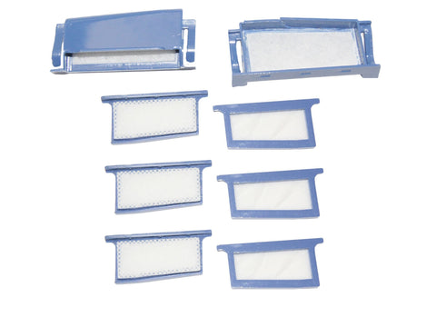 Filter Kit fits Philips Respironics Dreamstation (8pcs) 2 Reusable and 6 Disposable - CPAP fix