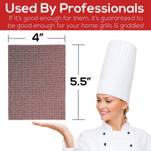 Avant Grub Pro-Grade Grill Screens 40 Pack. Scrub Away Burnt-On Grease & Carbon. Abrasive Mesh Resists Clogging & Wont Damage Cast Iron Cooktops, Restaurant Grills & Stainless Steel Flat Tops.