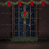 A Bear's Noel wall2 Door 8x8