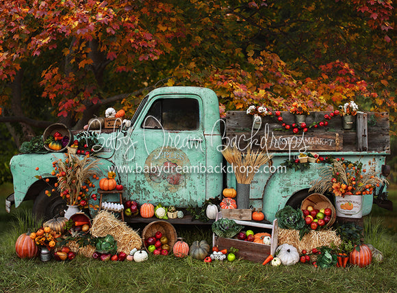 Autumn Acres Farmers Market (Smaller Truck)