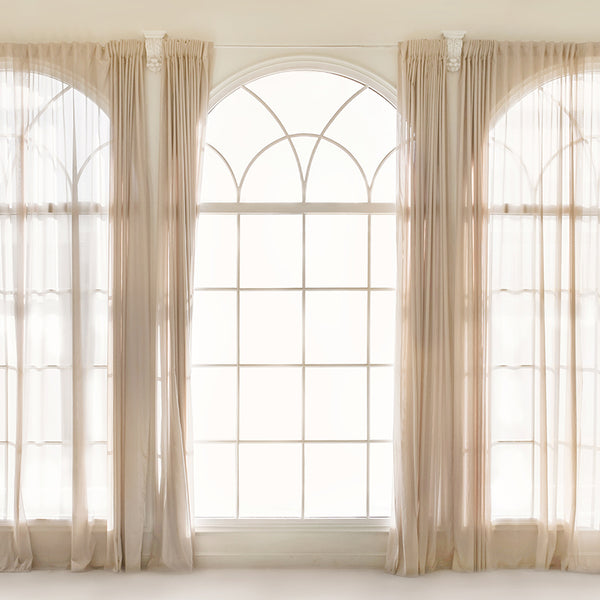 Backlit Elegance (full curtain) - 8x8 - CC