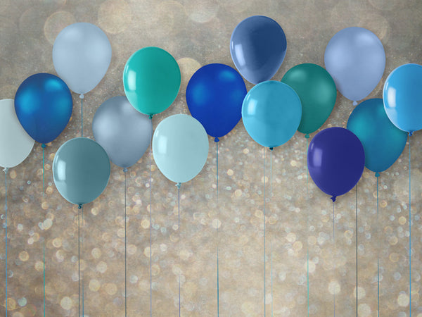 Balloon Blues - 60Hx80W - CC