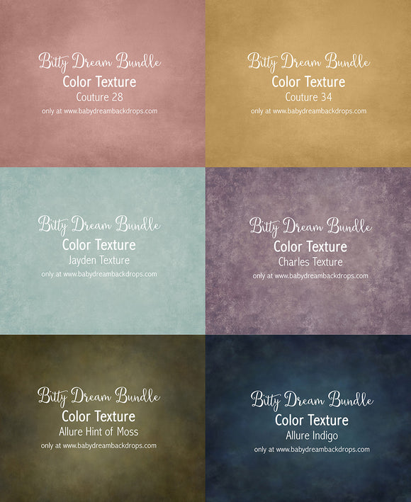 Bitty Dream Bundle - Color Texture