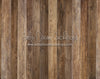 Brimfield Brown Planks - 8x10 - CC