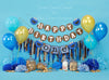 C is for Cookie ONE & BALLOONS 60Hx80W SD