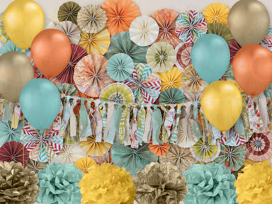 Celebrate Balloons {4} 60x80 long -JA