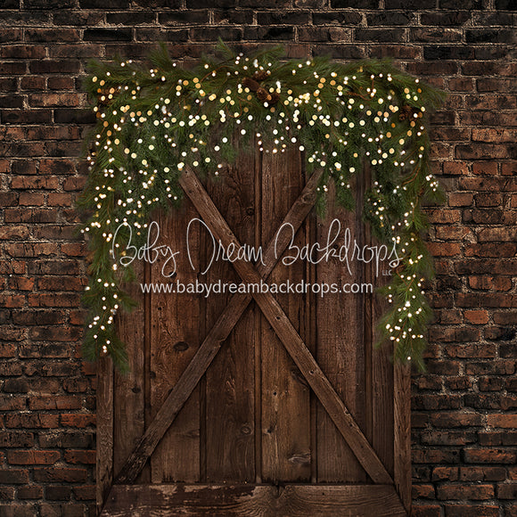 Chicago Country Door (Lights)