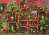 Christmas Lantern Ladder