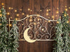 Christmas Trees Headboard Lights - 6x8ft - BD