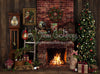 Claus Corner Cozy Living (1 Tree)
