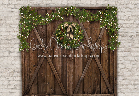 Colorado Barn Doors Lights