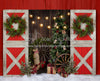 Country Christmas Barn