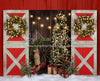 Country Christmas Barn Extra Lights