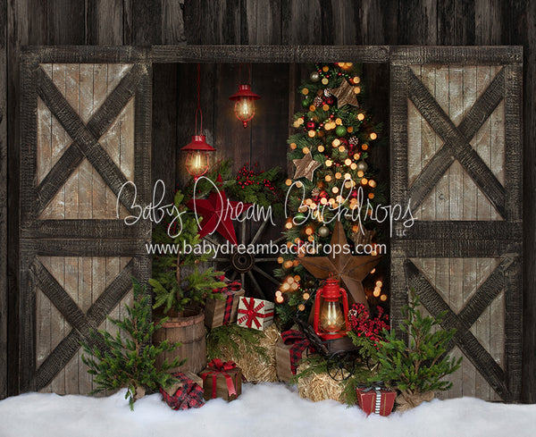 Country Traditions Lights (Snow Bottom)