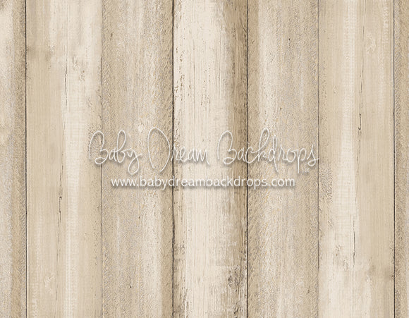 Cream Soda Planks Floor