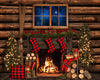 Cuddle Up for Christmas (Dark Mantel) - JA