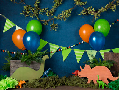 Dino Birthday 60x80 Horizontal BD