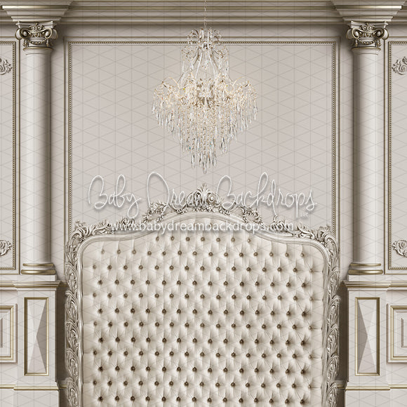 Dreaming of Romance Headboard (Queen)